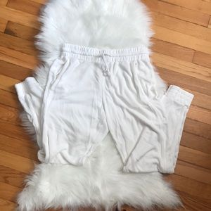 NWOT Free People Back Into It Joggers